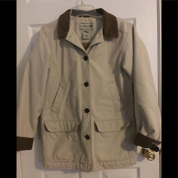 0c6f3956bfb L.L. Bean Jackets   Coats